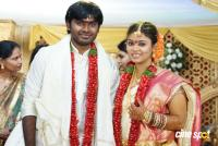 Singer Deepu And Swathi Wedding Photos