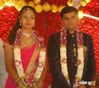 S Narayan Daughter Marriage Photos