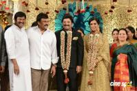 Rajendra Prasad Son Wedding Reception Photos