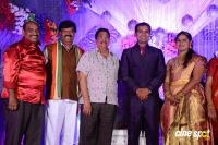 Prathani Rama Krishna Goud Son Wedding Reception Photos