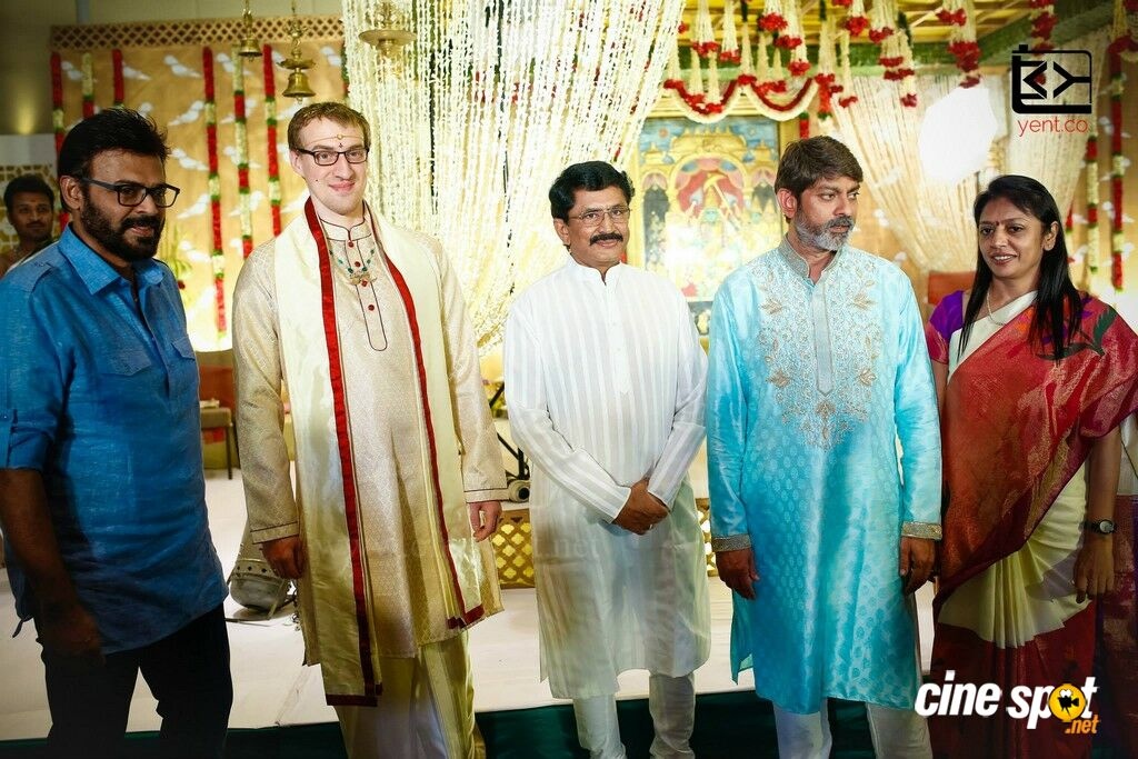 Jagapathi Babu Daughter Wedding Photos (22)
