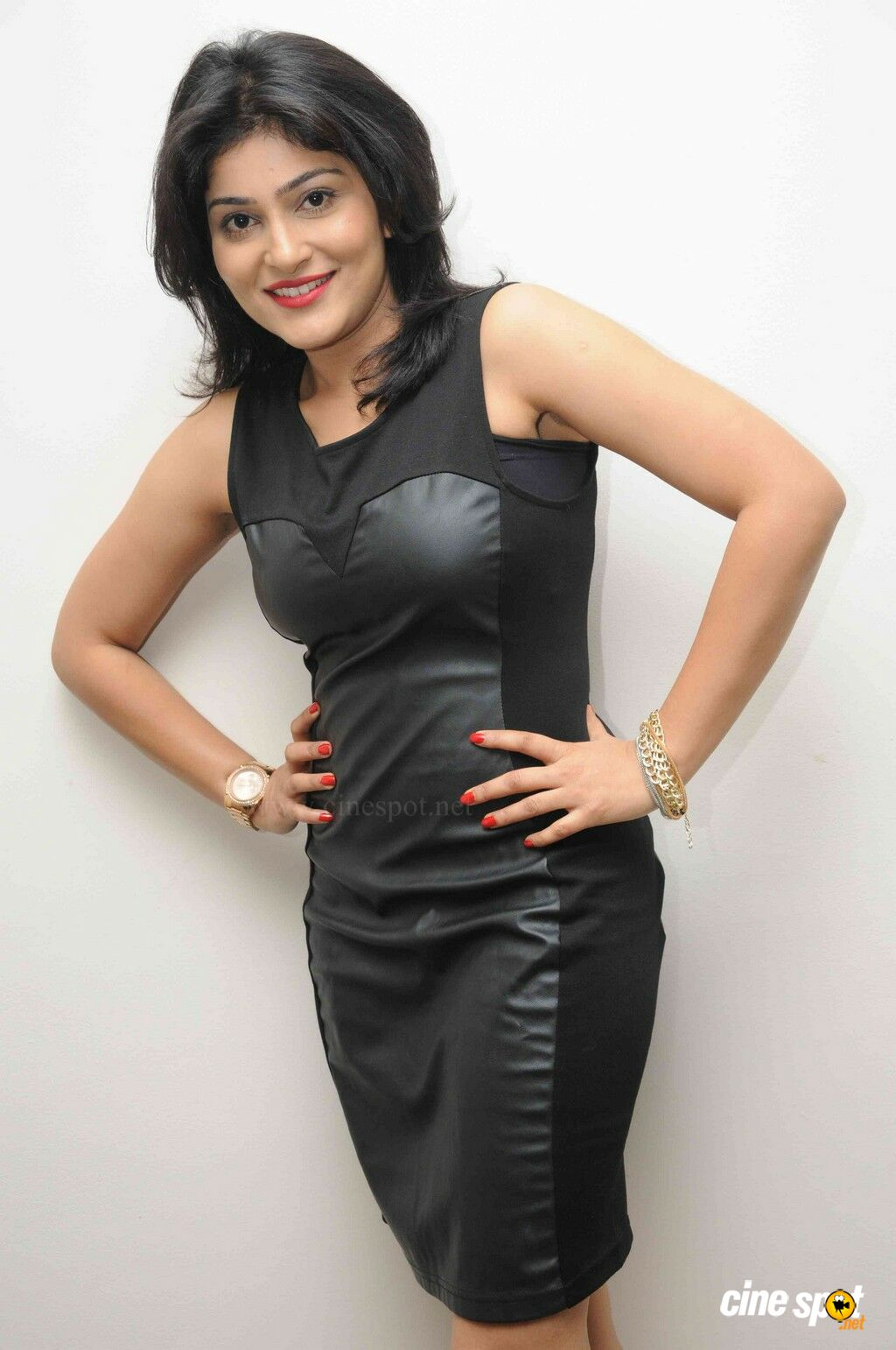 Avantika Shetty At Rangitharanga Audio Release 3