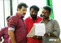 Bhaskar The Rascal Movie Working Stills