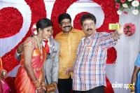 Balakumaran Son Wedding Reception Photos