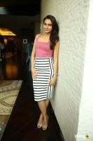 Andrea Jeremiah at Uttama Villain Movie Release PM (1)