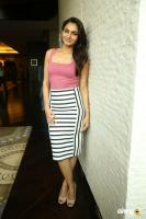 Andrea Jeremiah at Uttama Villain Movie Release PM (2)