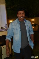 Samuthirakani at Athibar Shooting Spot (5)