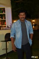 Samuthirakani at Athibar Shooting Spot (7)