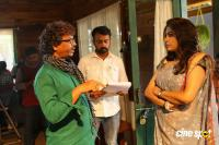 Appavum Veenjum Movie Working Stills
