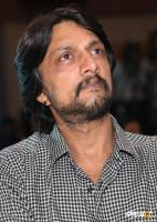 Sudeep at Ranna Press Meet (1)