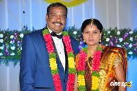Harinath And Krishnaveni Wedding Reception Photos