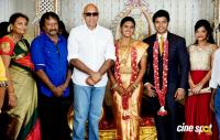 KS Selvaraj Daughter Wedding Reception Photos