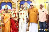 PRO Vijayamuralee Son Wedding Reception Photos
