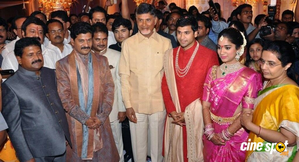 Revanth Reddy Daughter Engagement (10)