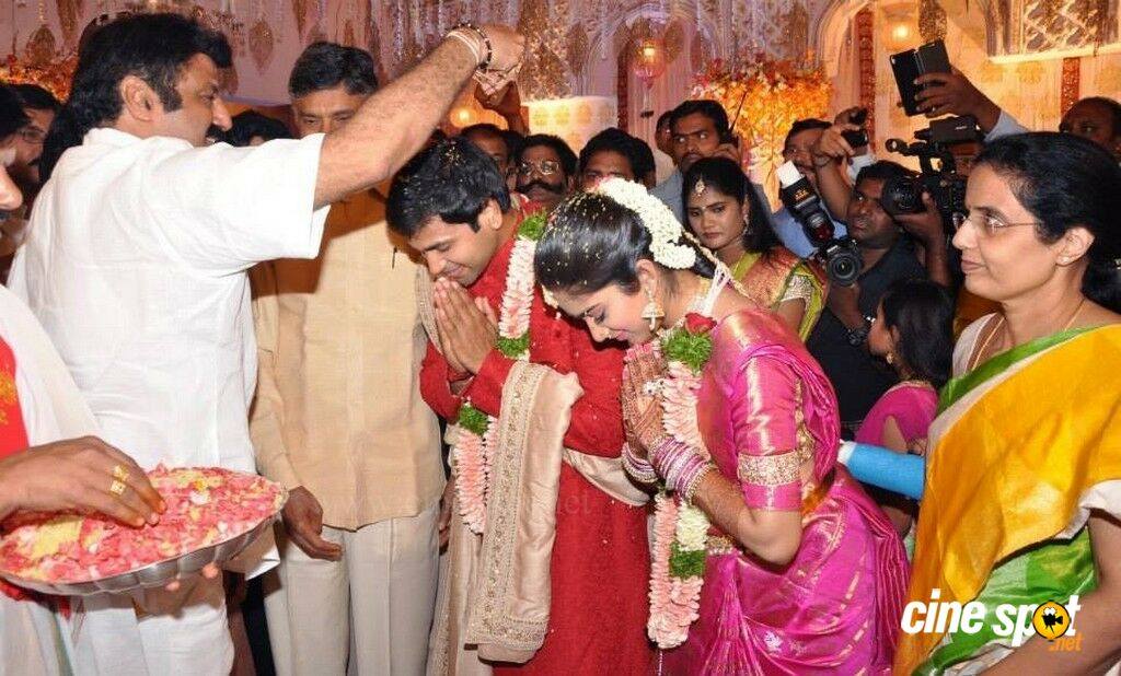 Revanth Reddy Daughter Engagement (2)