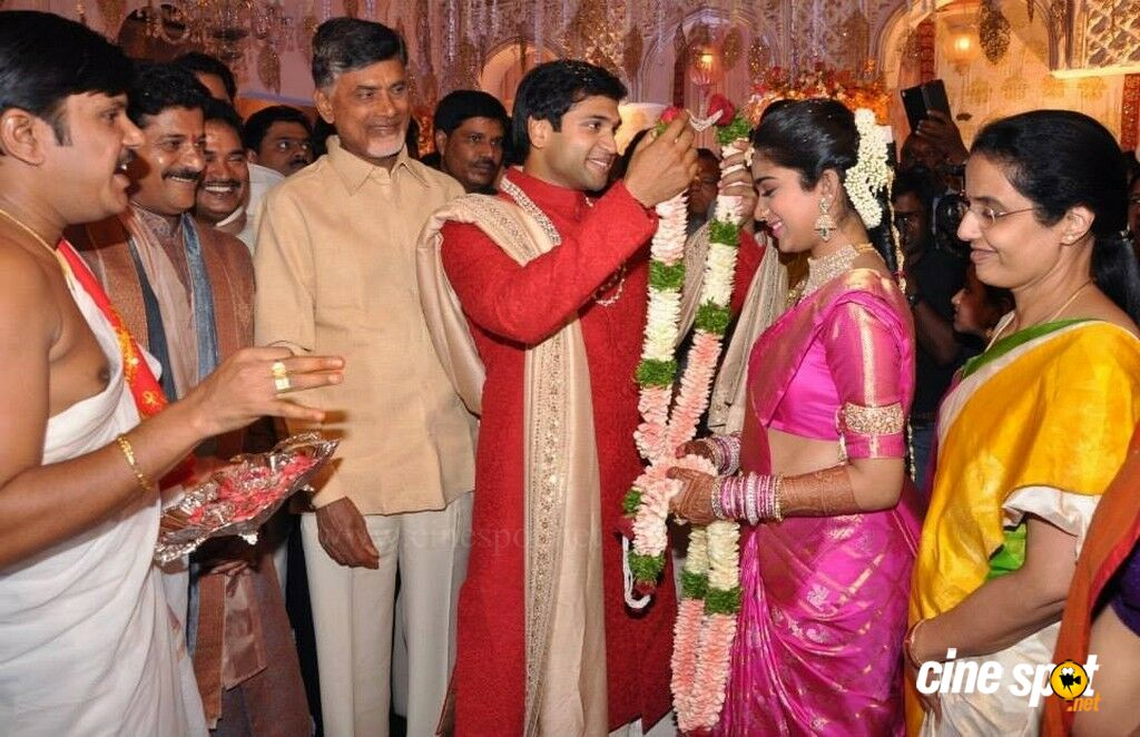 Revanth Reddy Daughter Engagement (6)