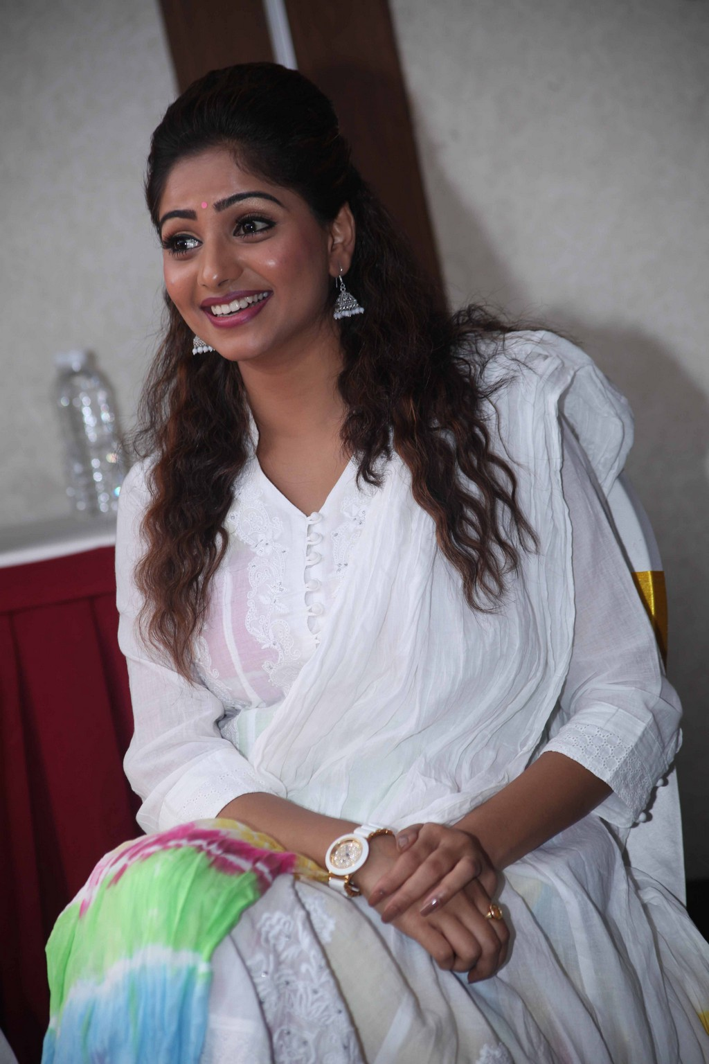 Rachita Ram at Bharjari Press Meet (7)
