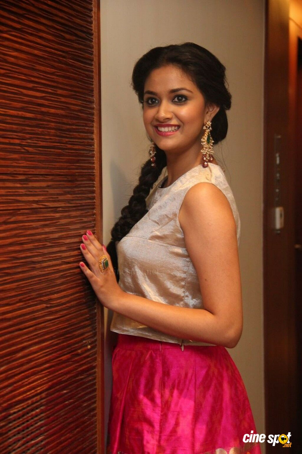 keerthi suresh at rajini murugan audio launch 35