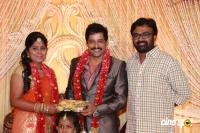 Vidharth Gayathri Devi Wedding Reception (25)