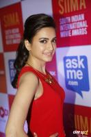 Kriti Kharbanda at SIIMA Pressmeet photos (1)