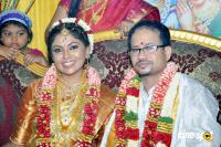 Director Vasu Baskar Marriage Photos