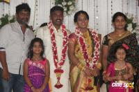 Vijay Milton Brother Wedding Reception Photos