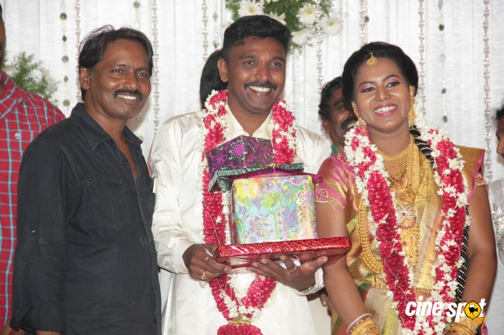 Vijay Milton Brother Reception (13)