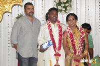 Vijay Milton Brother Reception (21)