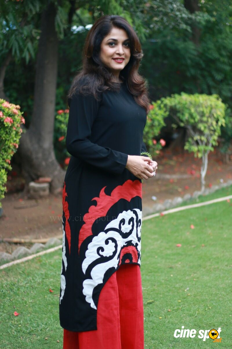 Ramya Krishnan at Baahubali Thanks Meet (10)