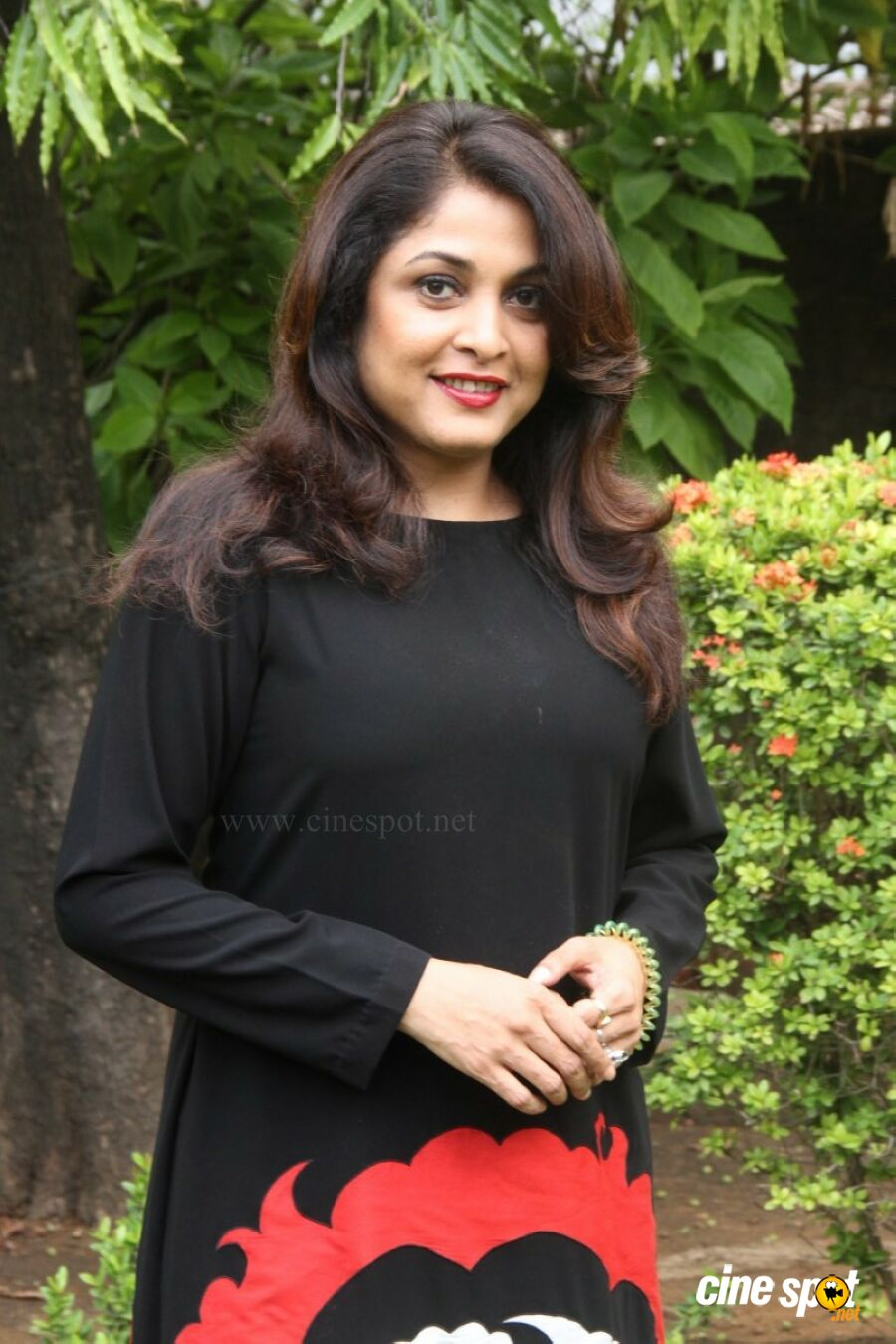 Ramya Krishnan at Baahubali Thanks Meet (34)
