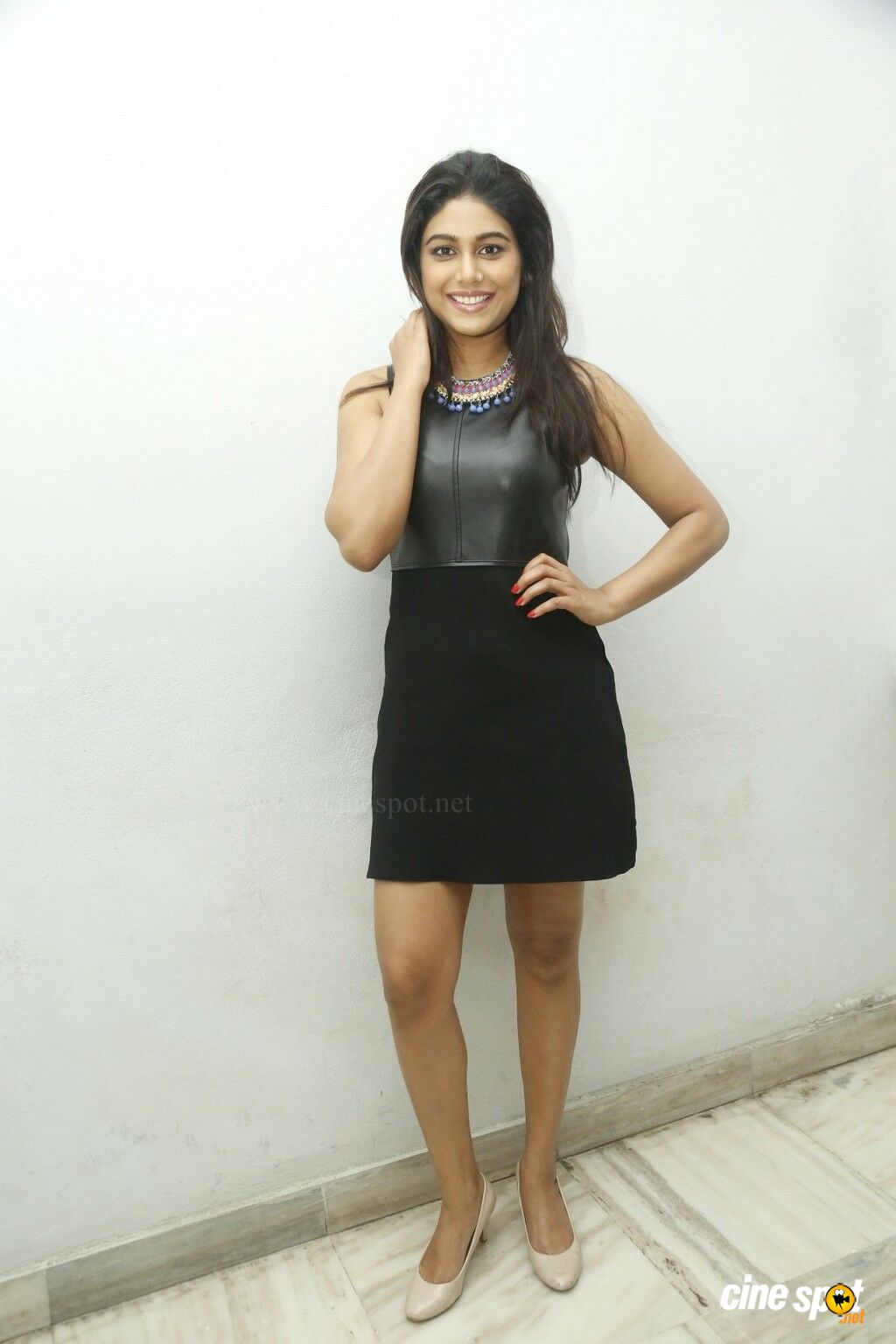 Manisha at Trisha Leda Nayanatara Teaser Launch (5)