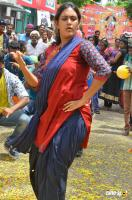 Devadarshini in Achamindri Shooting Spot (8)