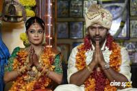 Actor Shanthanu Bhagyaraj Marriage photos