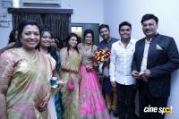 Actor Shanthnu - Keerthi Marriage Reception Images (99)