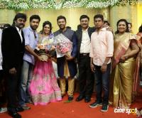 Shanthnu Reception photos (2)