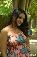 Nikitha at Mella Thiranthathu Manasu Audio Launch Photos (31)