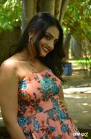 Nikitha at Mella Thiranthathu Manasu Audio Launch Photos (32)