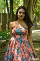 Nikitha at Mella Thiranthathu Manasu Audio Launch Photos (9)