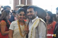 Muktha and Rinku Tomy Marriage photos