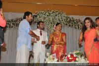 Mammootty at Muktha Marriage reception pics (2)
