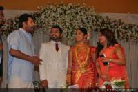 Mammootty at Muktha Marriage reception pics (3)