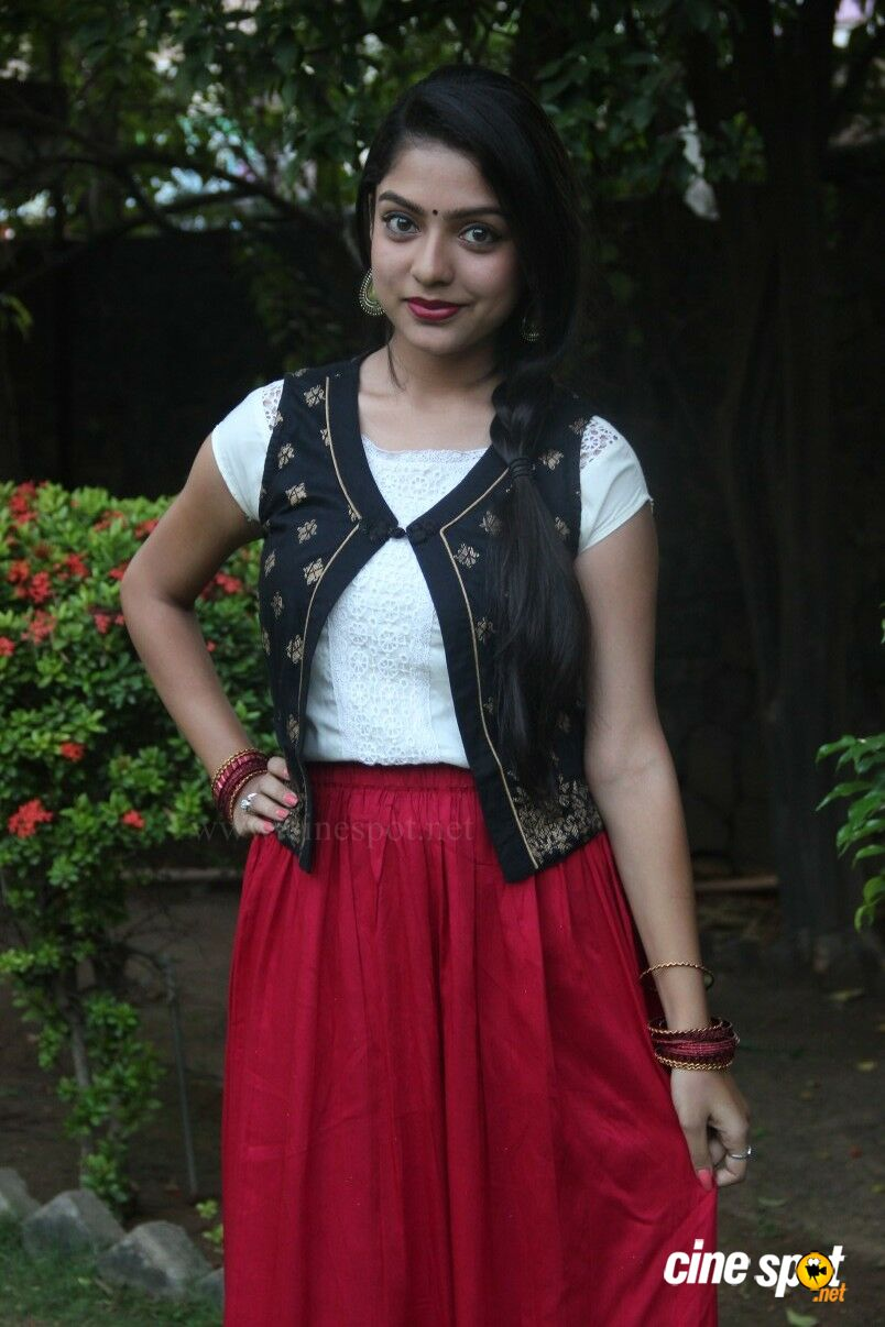 Varsha at Sathuran Audio Launch (14)