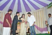 Actress Navya Nair Marriage Wedding reception Photos (22)