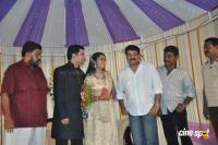 Actress Navya Nair Marriage Wedding reception Photos (27)