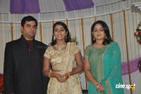 Actress Navya Nair Marriage Wedding reception Photos (37)
