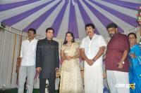 Actress Navya Nair Marriage Wedding reception Photos (41)