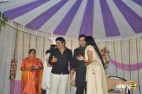 Actress Navya Nair Marriage Wedding reception Photos (47)