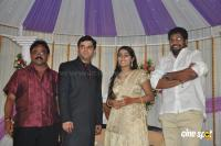 Actress Navya Nair Marriage Wedding reception Photos (50)