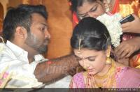 Saranya Mohan marriage photos (20)