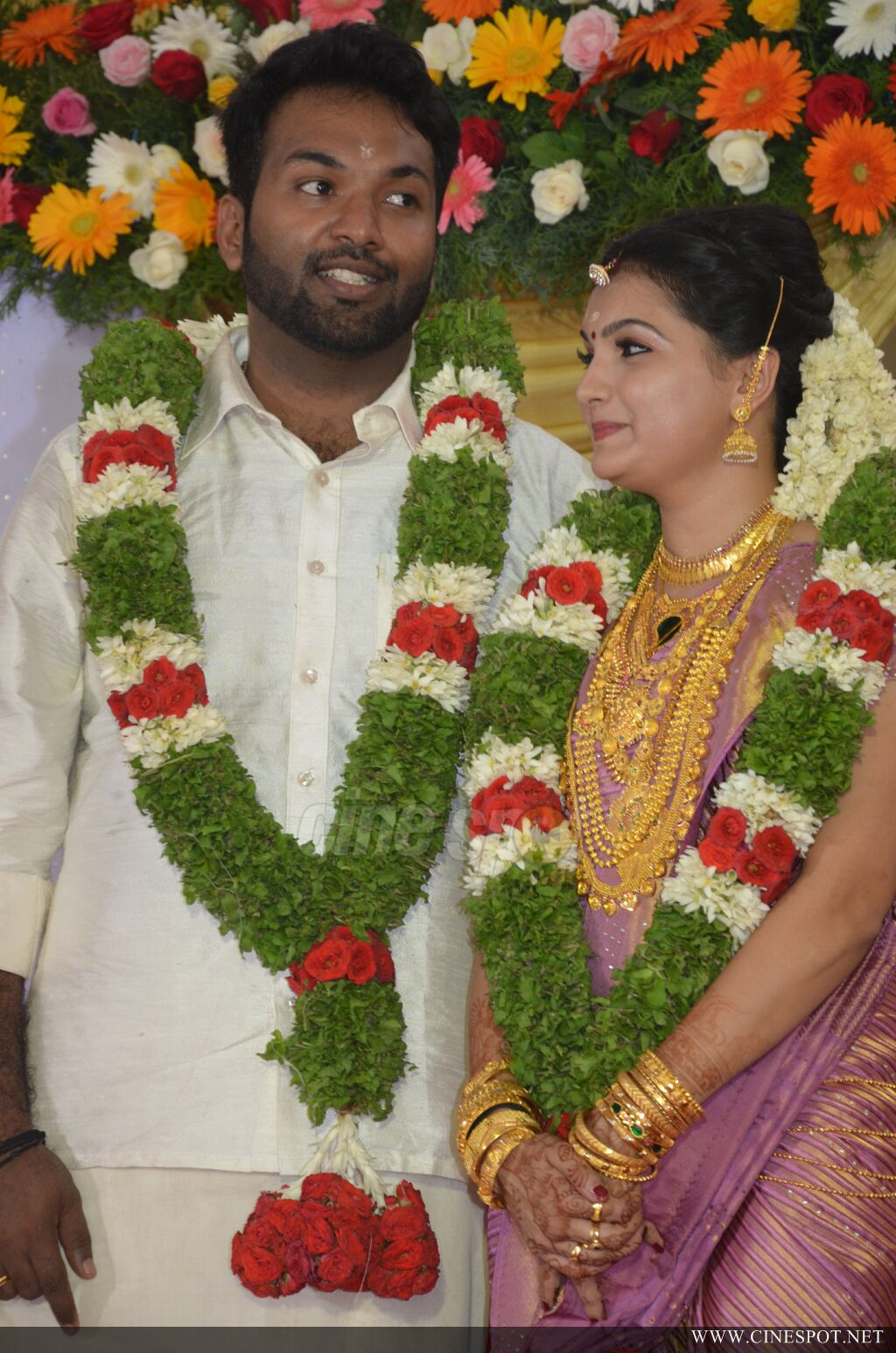 Saranya Mohan Reception photos (77)